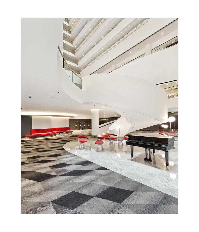 HiltonBrisbanelobby
