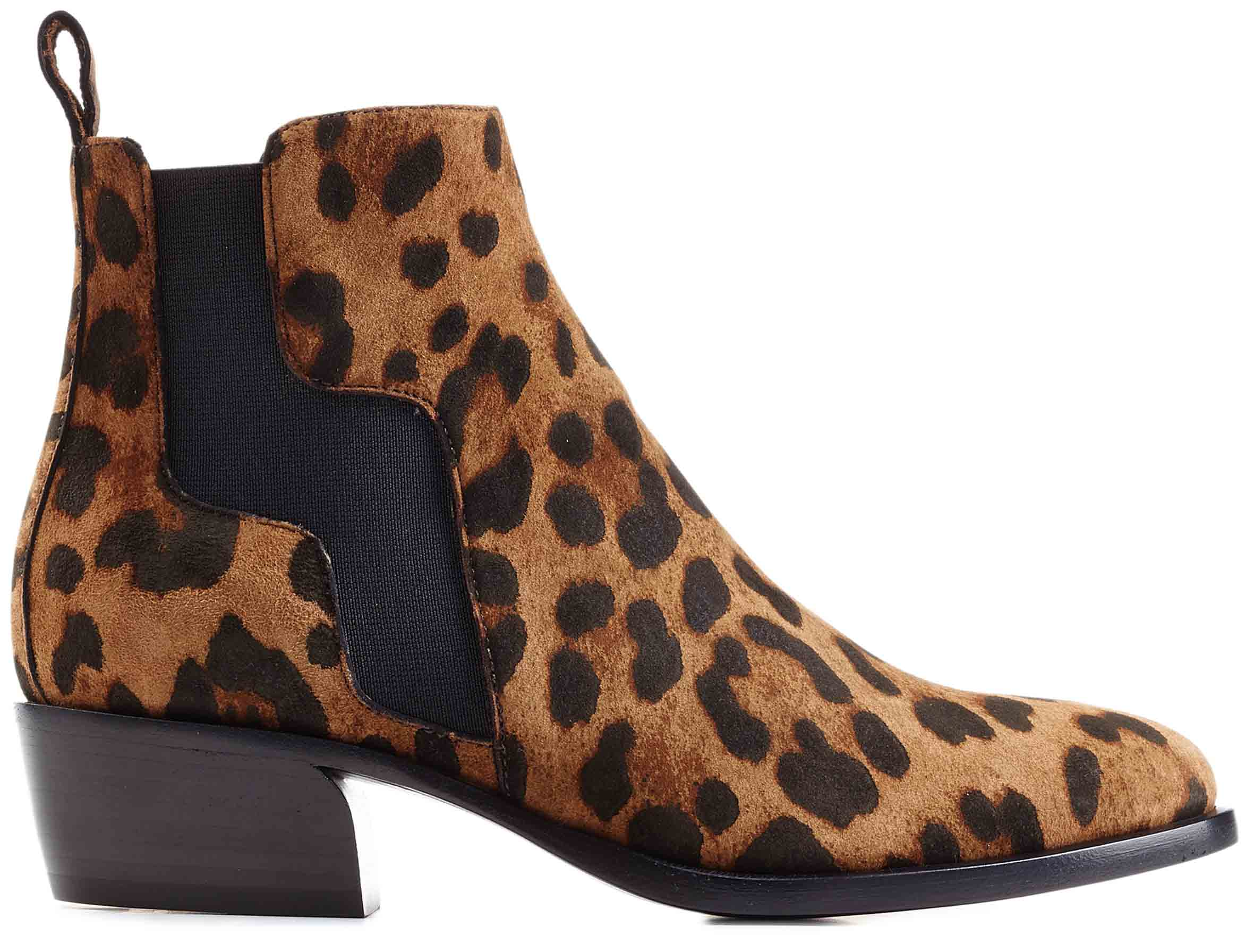 R STYLEBOPcom PIERRE HARDY  Animal Printed Suede Ankle Boots  AUD 1001