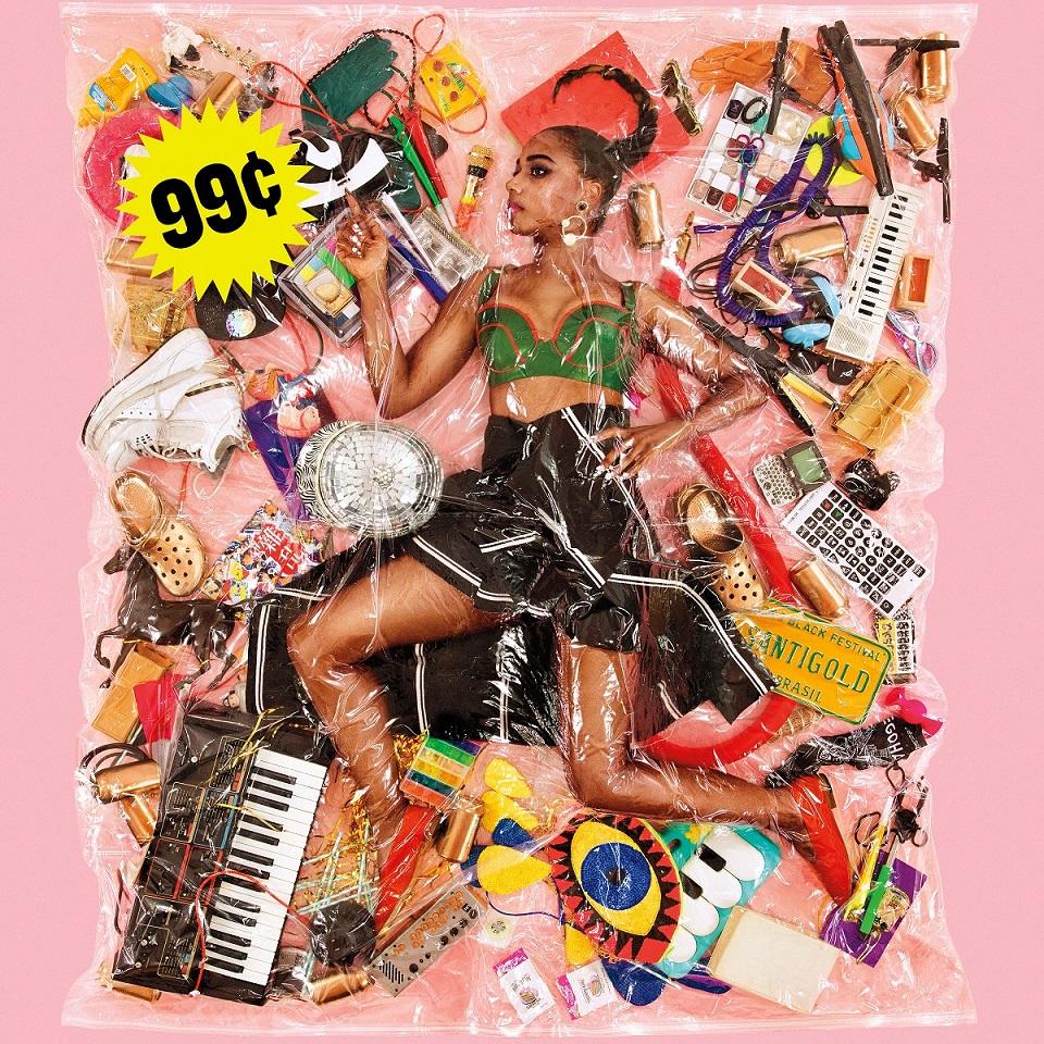 Santigold  99 cents cover art