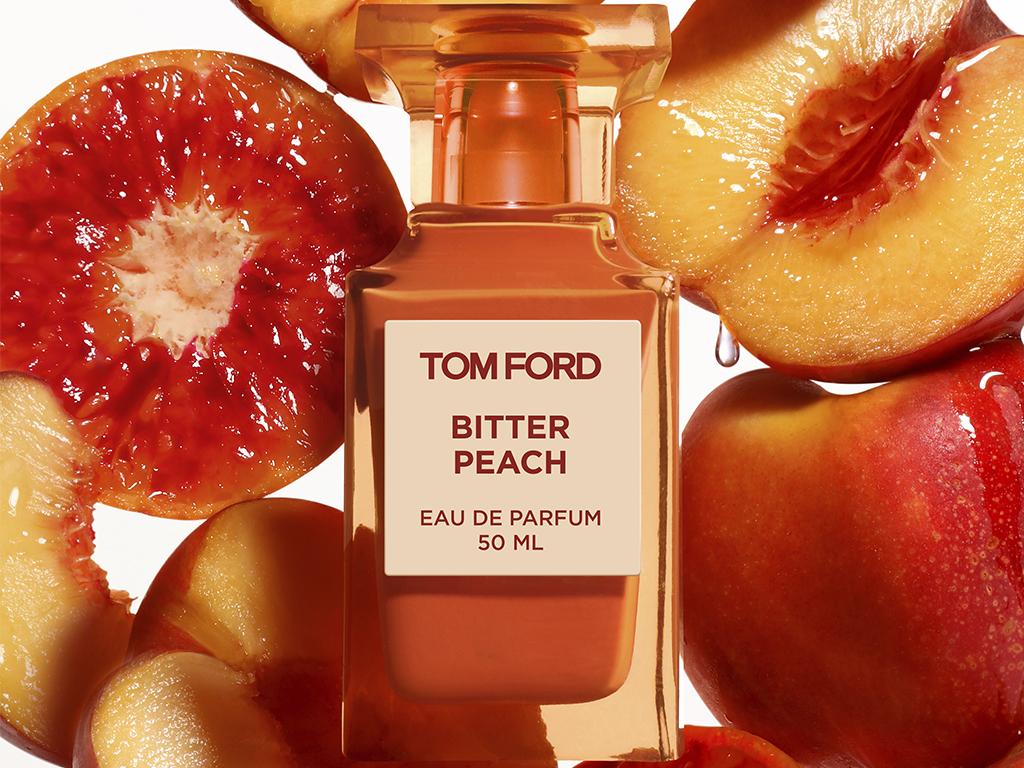 Tom Ford presenta BITTER PEACH, su ultima fragancia Private Blend   Grazia