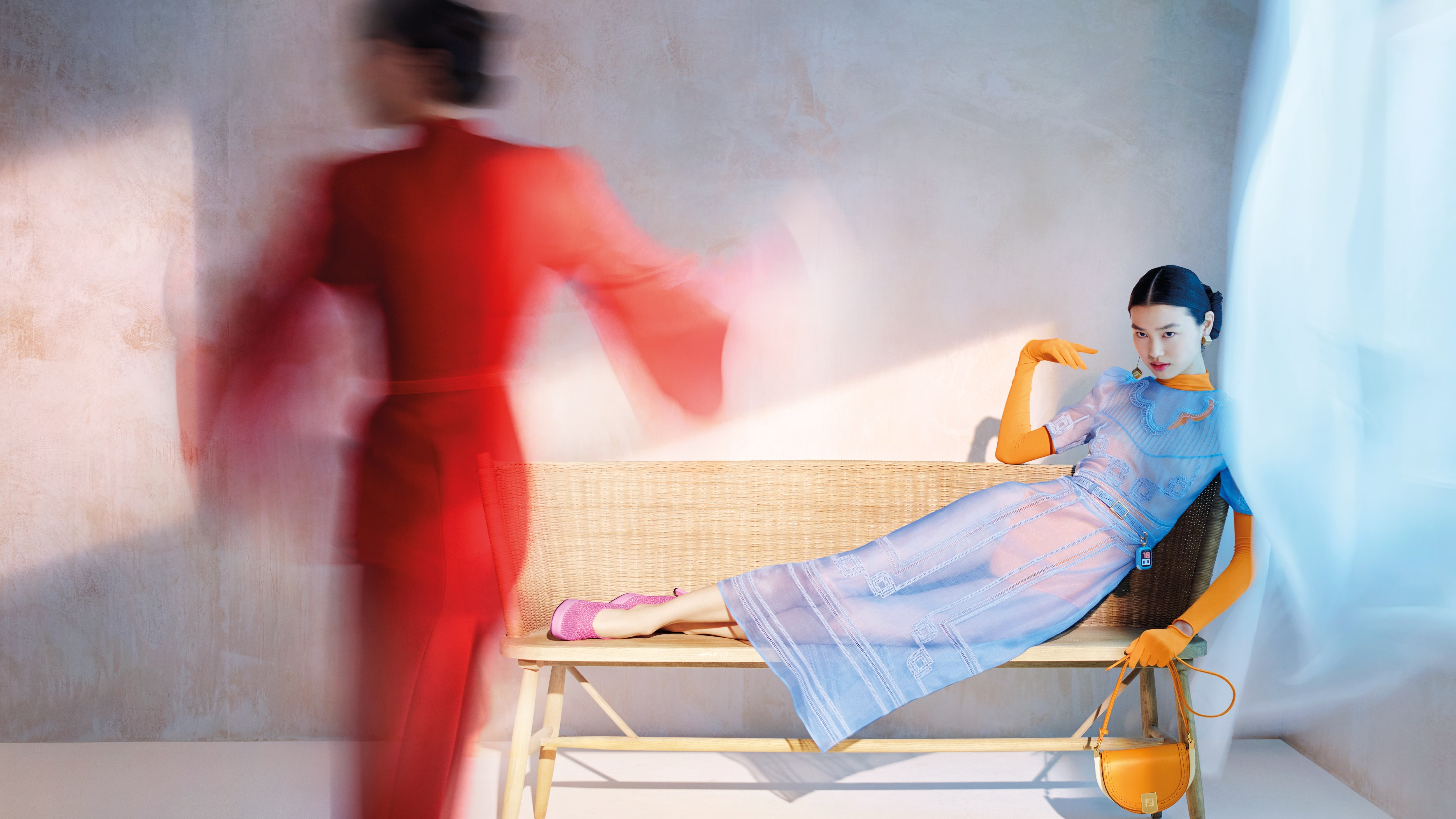 Fendi Spring/Summer 2021 Is An Ode To Time And Tradition - Grazia