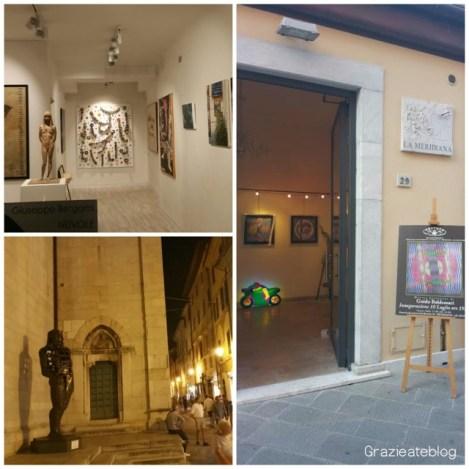Pietrasanta arte blog