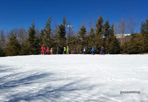 esqui-crianças