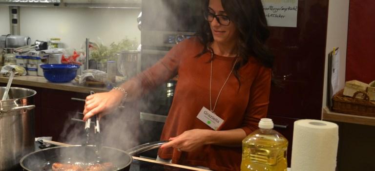 Food Blogger Camp 2015 – 2 Tage zwischen Bloggern, Workshops, reichlich Essen und Lampenfieber
