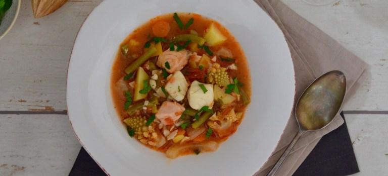 Soulfood: Italienische Fischsuppe