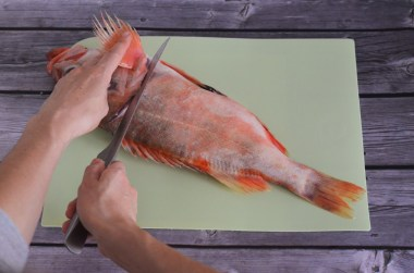 Fisch filetieren