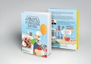 """Friede, Freude, Eierkuchen: Mein Tortilla-Rezept im Kinderkochbuch """"Pinipas Pfannkuchenbäckerei"""""""