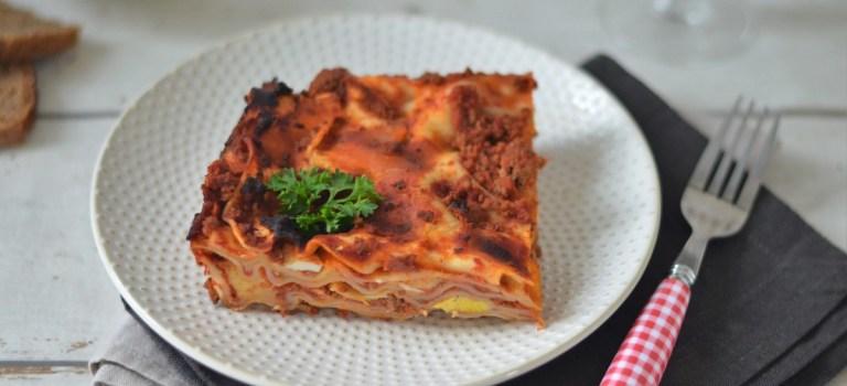 Die 'für meine Freunde' beste Lasagne der Welt