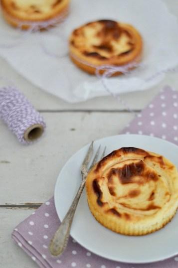 Kleine & feine Käsekuchen-Tartlets