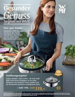 Werbung Gesunder Genuss im Jamie Oliver Magazin