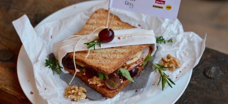Fotostrecke: Herta Finesse Blogger-Workshop – Ein Tag mit Sandwiches, Nähmaschinen & Hauptstadt-Lofts