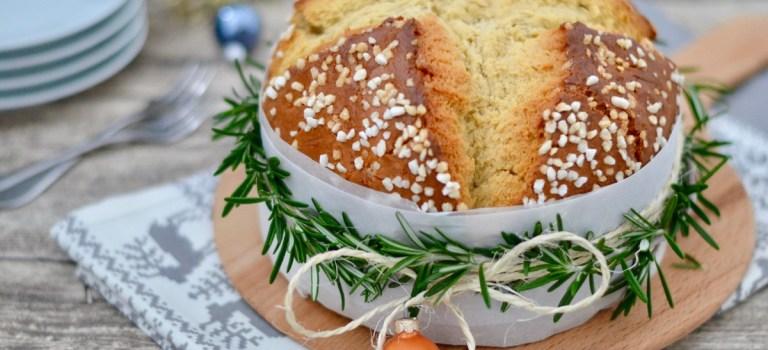 Panettone – Italienischer Weihnachtskuchen