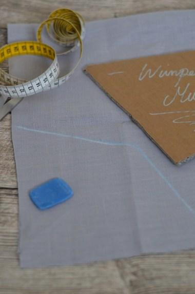 Random Wednesday: Step by Step Näh-Anleitung für Wimpelketten