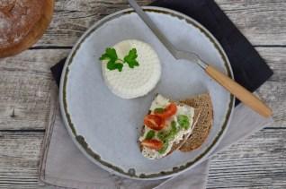 Prep&Cook Weekend Kitchen: selbstgemachter Ricotta