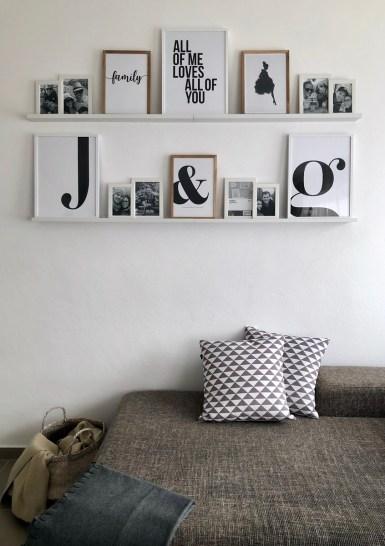 Random Wednesday: Unsere Wohnzimmer-Einrichtung