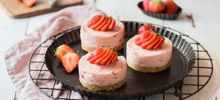 Gastbeitrag: Erdbeer-Törtchen by Kleines Kulinarium