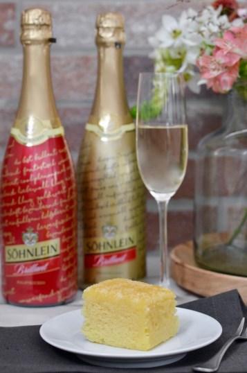 Sag's mit Söhnlein: Saftiger Zitronenkuchen