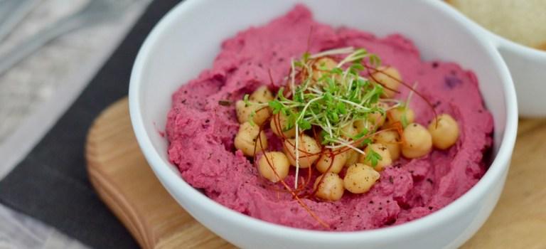 Prep&Cook Weekend Kitchen: #9 Rote-Bete-Hummus und ein Gewinnspiel
