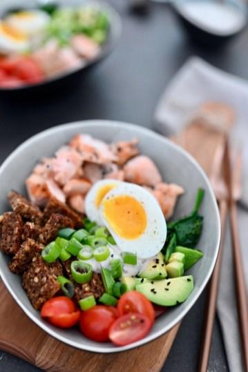 Happy Food: Fitmacher-Frühstücks-Bowl