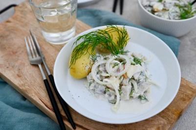 Prep&Cook Weekend Kitchen #18: Matjes Hausfrauen-Art mit Pellkartoffeln