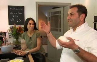 Koch's anders: Ali zu Gast bei mir am Edersee
