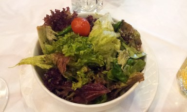Mixed Salad as a side