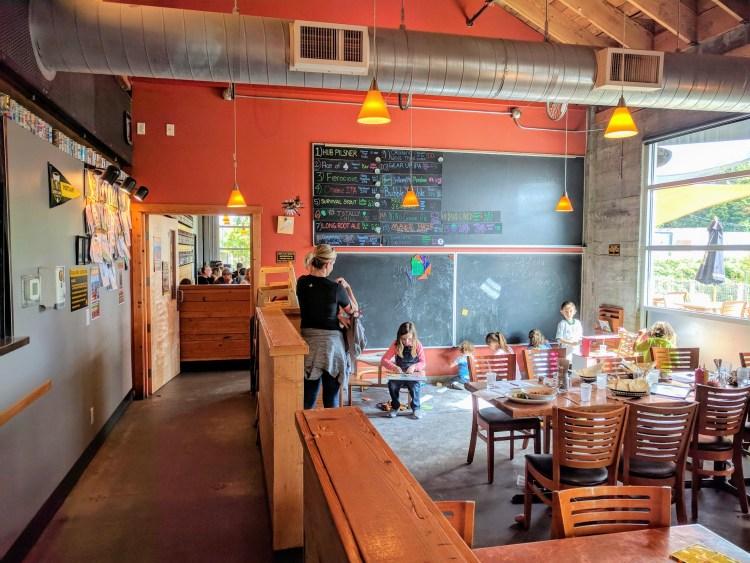 Hopworks Urban Brewery, Portland