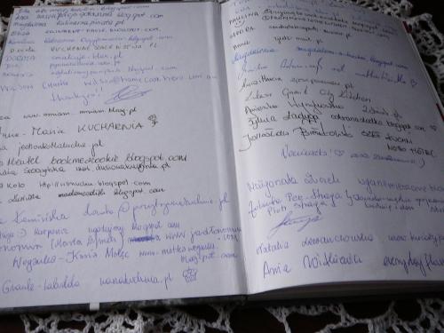 autografy kulinarne