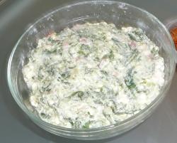 farsz szpinak-feta
