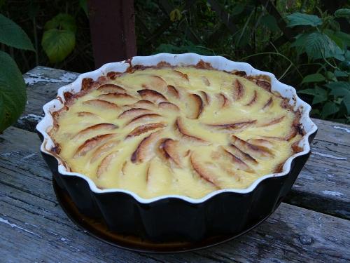tarta a jablkami