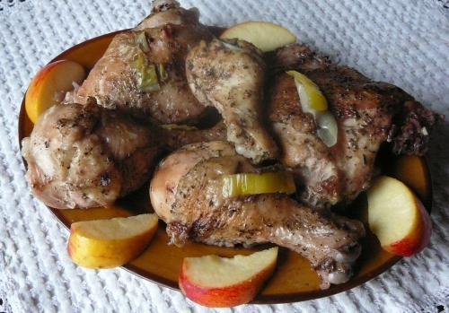 kurczak z cydrze1