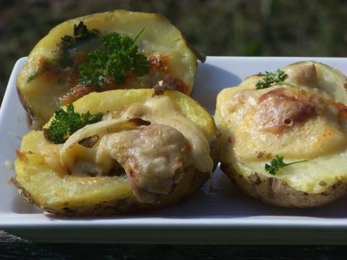 ziemniaki faszerowane 1