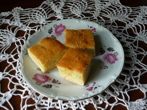 ciasto akacjowe