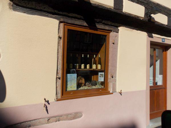 winnica haas okno