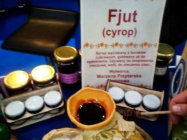 fjut-syrop cukrowy