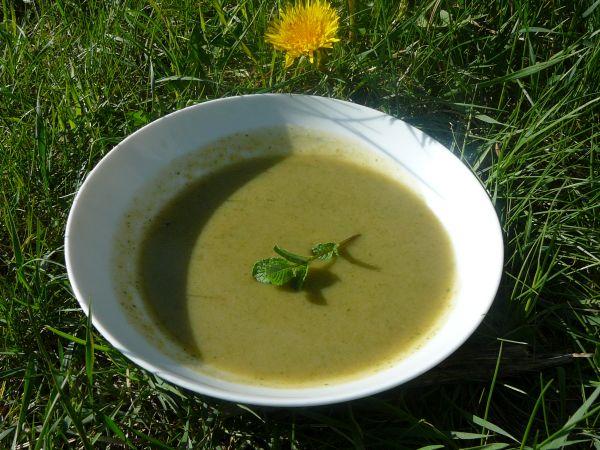 zupa z chwastami