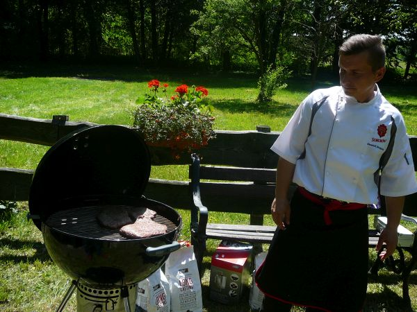 as chef grill