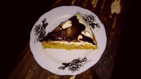 ciasto marchewkowe korzenne
