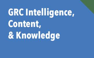 GRC Intelligence & Content
