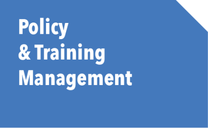 Policy & Training Management