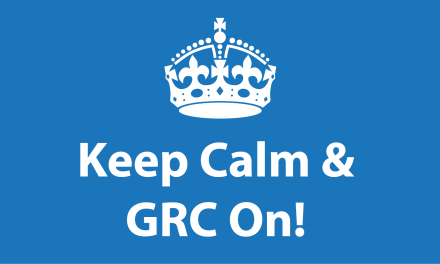 Keep Calm & GRC On!