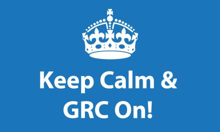 Keep Calm & GRC On!