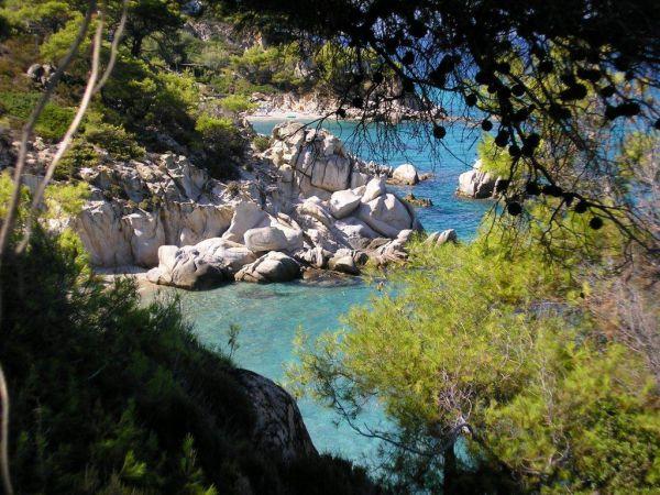 FAVA PLAŽA - JEDNA OD NAJLEPŠIH PLAŽA SEVERNE GRČKE