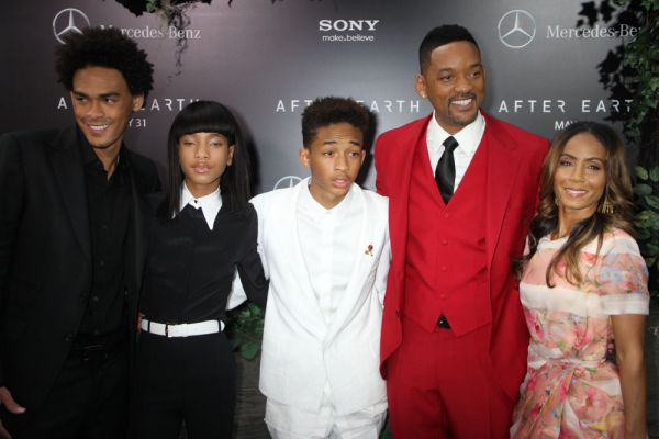 Featuring: Jaden Smith,Willow Smith,Will Smith,Jada Pinkett-Smith,Trey Smith Where: New York City, NY, United States When: 29 May 2013 Credit: Joel Ginsburg/WENN.com