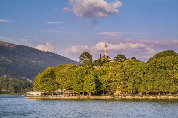 Janjina Epir Janjinsko jezero