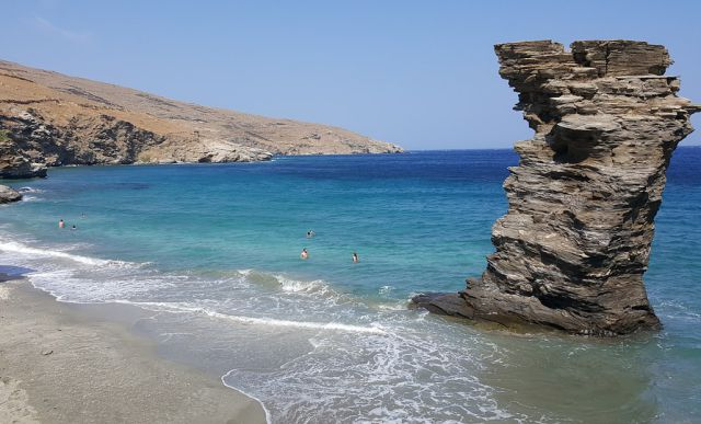 pet grčkih plaža