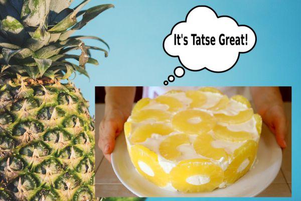 jogurt sa ananasom