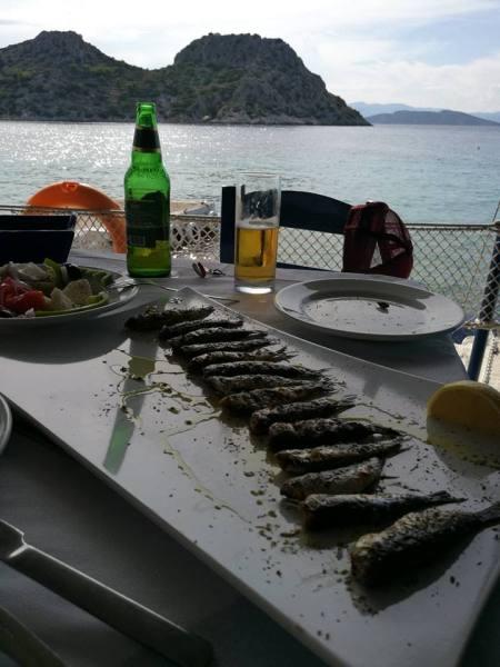 taverna thasos agistri grcka