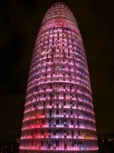 O πύργος της πλατείας Glories