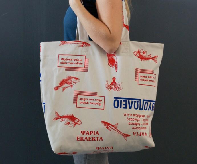 Fishmarket Bag